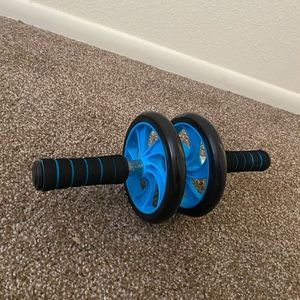 Ab roller wheel/workout equipment